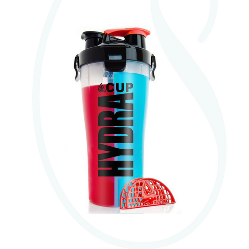 Hydra Cup - Dual Threat Shaker Bottle in Pakistan