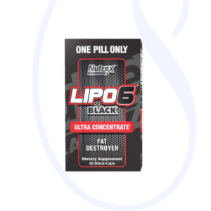 Nutrex Lipo 6 Black Ultra Concentrate 60 Caps in Pakistan