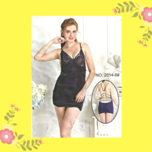 Short lingerie with folds & back beads in pakistan
