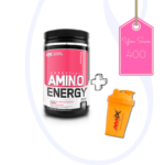 ON Amino Energy + Shaker Bottle
