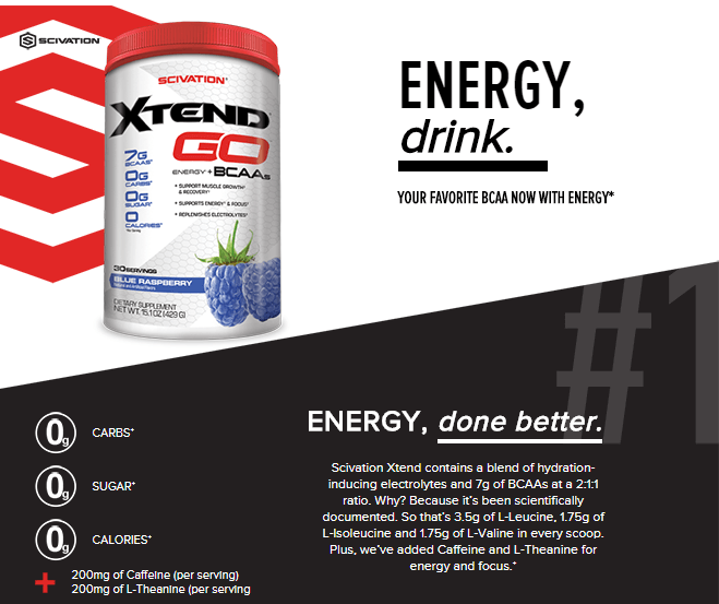 xtend go benefits