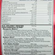 BSN N.O. Xplode 3.0 60 Servings in Pakistan