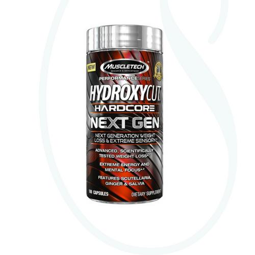 Muscle tech Hydroxycut Next Gen 100 capsules in Pakistan