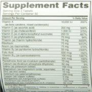 Optimum Nutrition Opti-Men 150 Tablets in Pakistan