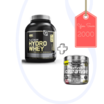 Buy 1 ON Hydro Whey Get MuscleTech Creatine Free