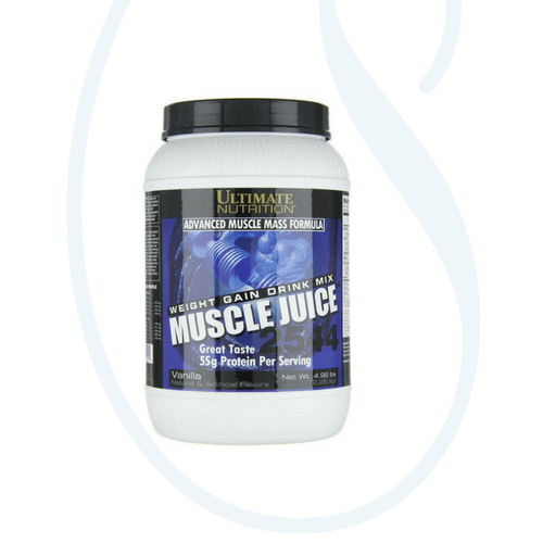 ultimate nutrition muscle juice weight gainer 5lbs pakistan