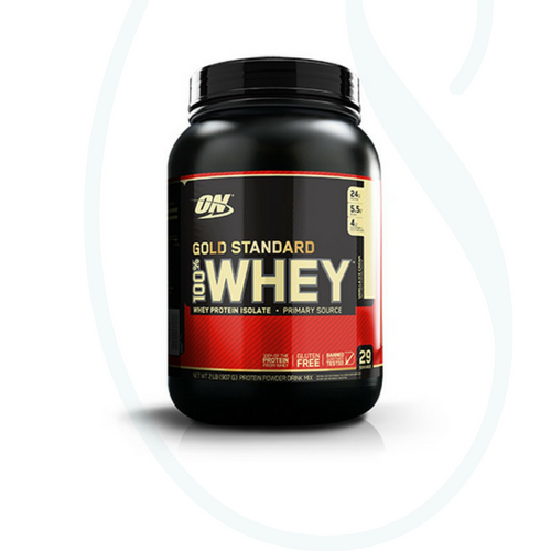 Optimum Whey Protein Gold Standard 2 LB