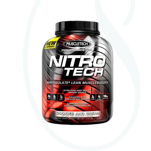 Muscltech Nitro Tech Performance Series 4 LB in Pakistan